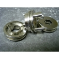 Metal Shaft Pulley  Set for original Tamiya 1/14 transmission box *