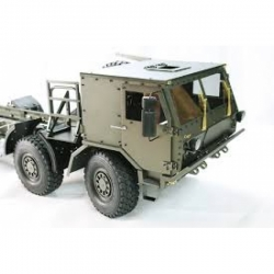 1/10 CNC Metal  rc car truck  CAPO CD15821 8x8 All METAL