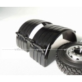 1/14 RC car option All Metal made wheel fender for tamiya truck Front/Rear  **