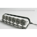 Plastic Made Chrome steel color 6 pcs Light Bar for tamiya Actros benz