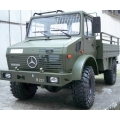 1/10.5  UniMog U5000 truck RC car body and parts fit SCX10 ..etc