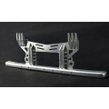 front bumper with animal guid for 1/14 truck trailer