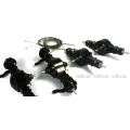 1/14 rc car truck parts for Tamiya 8X8 all Metal steering & rear Axle #1 + #2 + #3 + #4  w/ diff lock