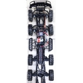 DIY 1/10 8x8 RC car truck crawler chassis prebuilt version **