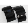 REAR metal made fender fit 1/14 tamiya diy ( a pair )*
