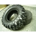 1/10 rc car for Tamiya  truck Hilux rubber tire with insert X 1 pc